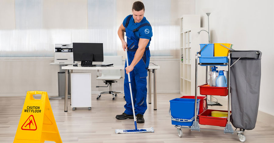 Office-Cleaning- Chadstone